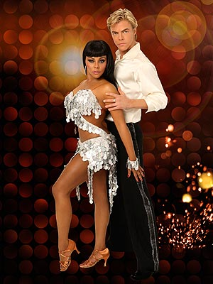 Revealed! The Dancing with the Stars Pair Photos - LIL' KIM AND ...