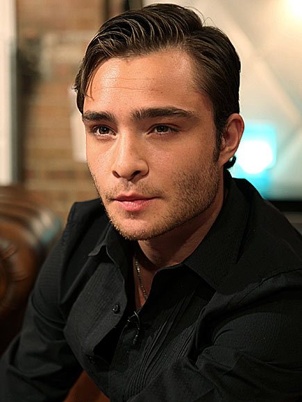 STIFF UPPER LIP  photo | Ed Westwick