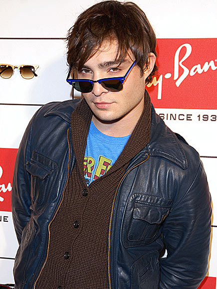 MADE IN THE SHADES  photo | Ed Westwick