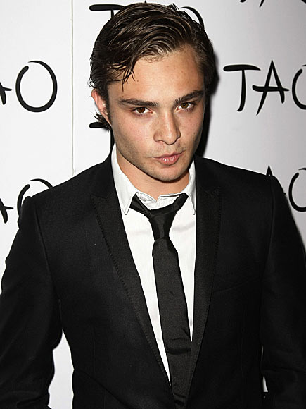 VEGAS, BABY!  photo | Ed Westwick