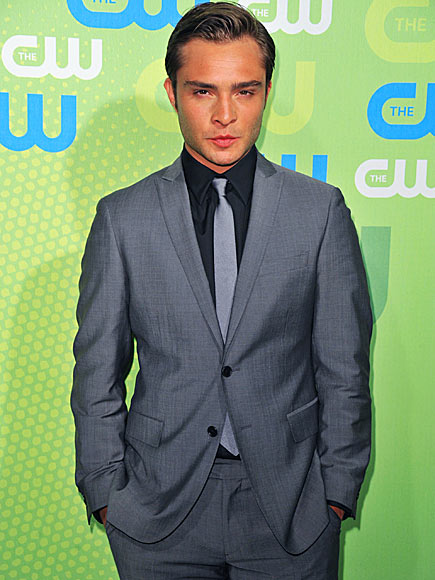 DRESSED TO KILL  photo | Ed Westwick