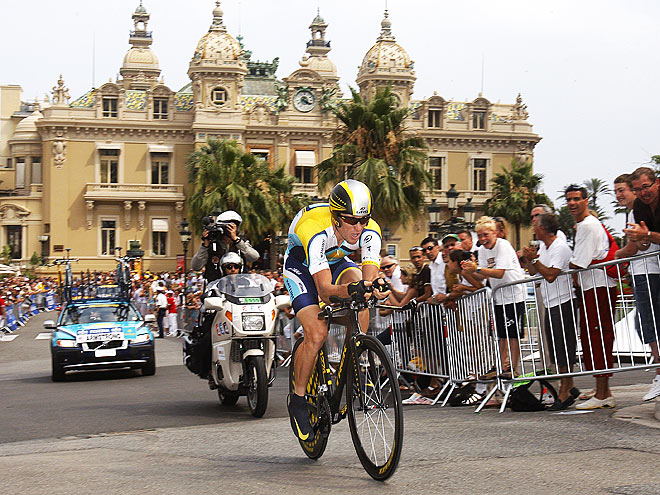 WHEELS OF STEEL photo | Lance Armstrong