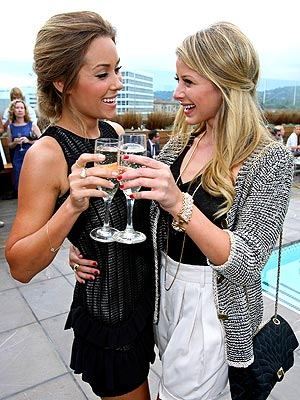LC & LO photo | Lauren Bosworth, Lauren Conrad