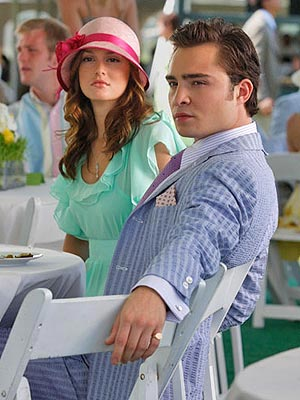 CHUCK &#38; BLAIR: IT&#39;S ON! photo | Ed Westwick, Leighton Meester