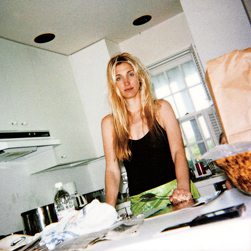 KITCHEN CONFIDENTIAL photo | Carolyn Bessette Kennedy