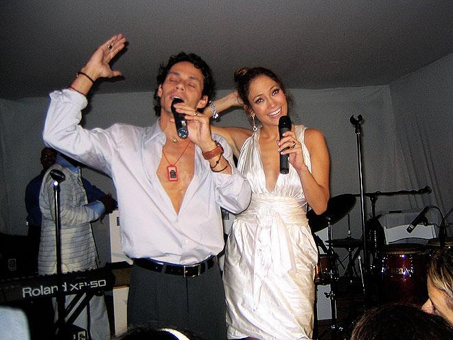 A LASTING REBOUND photo | Jennifer Lopez, Marc Anthony