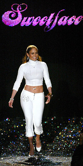 A BIG DEBUT photo | Jennifer Lopez