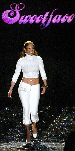 A BIG DEBUT photo | Jennifer Lopez