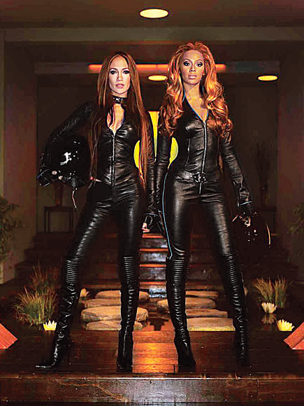 DOUBLE THE DIVA photo | Beyonce Knowles, Jennifer Lopez