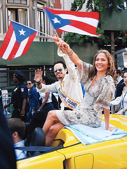 PUERTO RICAN PRIDE photo   Jennifer Lopez, Marc Anthony