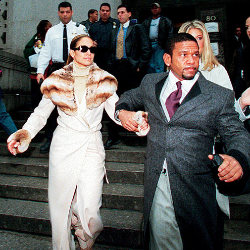 COURT TROUBLE photo | Jennifer Lopez