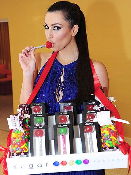 LOLLIPOP photo | Kim Kardashian