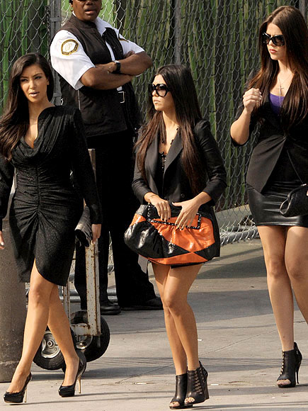 THE CLUTCH photo | Khloe Kardashian, Kim Kardashian, Kourtney Kardashian