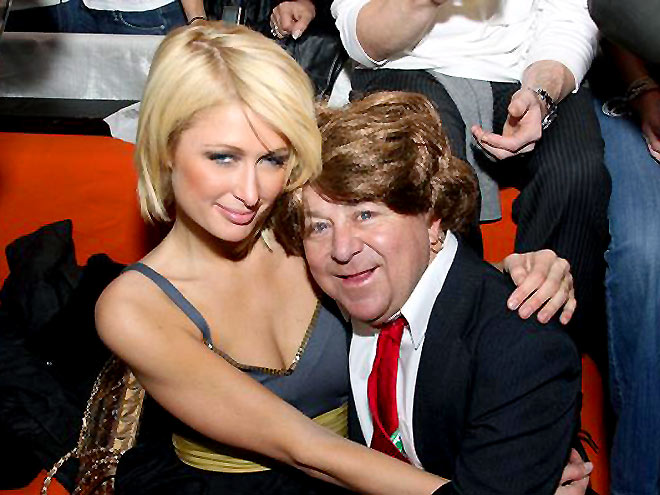 MINI-TRUMP photo | Paris Hilton