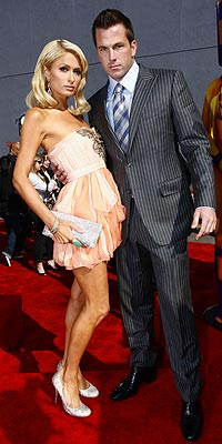 PARIS HILTON & DOUG REINHARDT photo | Paris Hilton