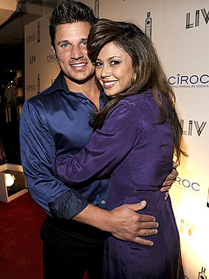NEW YEAR&#39;S DATE photo | Nick Lachey, Vanessa Minnillo