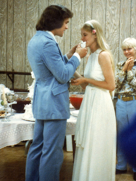 SWEET BEGINNING photo | Lisa Niemi, Patrick Swayze
