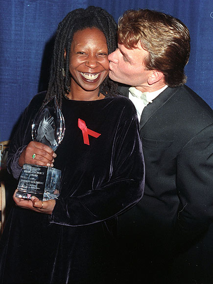 BUDDY SYSTEM  photo | Patrick Swayze, Whoopi Goldberg