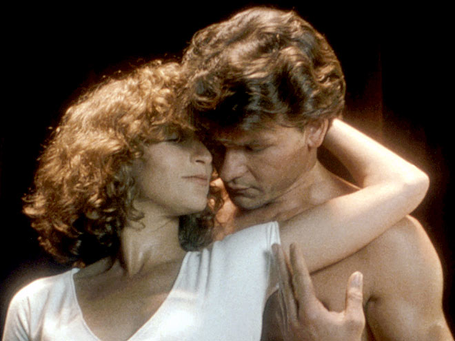 'DANCING' INTO THE SPOTLIGHT  photo | Patrick Swayze