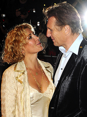 SUDDEN END photo | Liam Neeson, Natasha Richardson