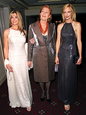 'THEATER ROYALTY' photo | Joely Richardson, Natasha Richardson, Vanessa Redgrave
