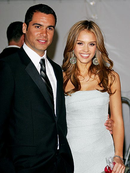 JESSICA & CASH photo | Cash Warren, Jessica Alba