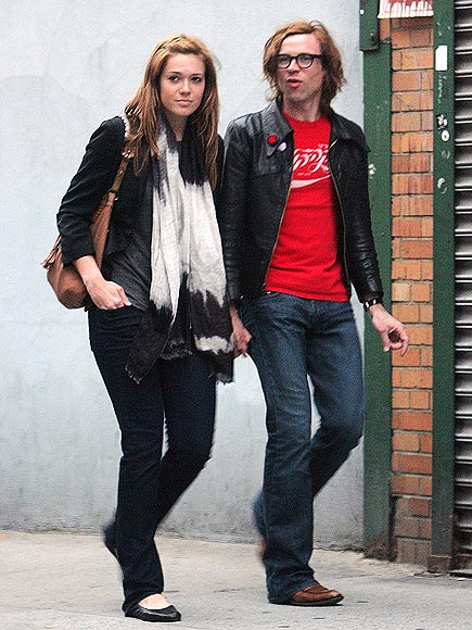 MANDY & RYAN photo | Mandy Moore, Ryan Adams