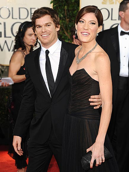 MICHAEL & JENNIFER photo | Jennifer Carpenter, Michael C. Hall