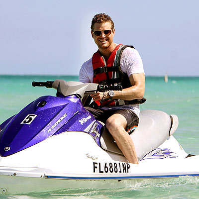 2. HOP ON A JET SKI photo | Eric Dane