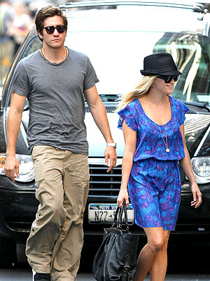 NEW YORK CITY photo | Jake Gyllenhaal, Reese Witherspoon