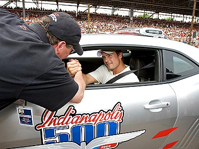 CAR RACING photo | Josh Duhamel