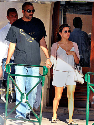 LAND LOVERS photo | Eva Longoria, Tony Parker