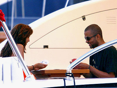 CARD SHARKS photo | Eva Longoria, Tony Parker