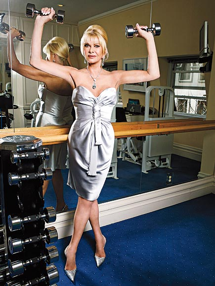 THE GYM photo | Ivana Trump