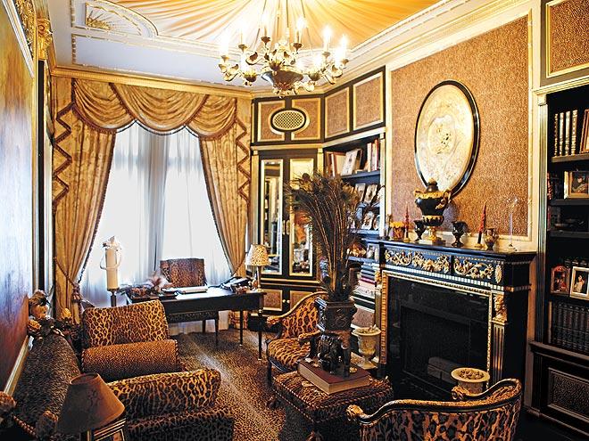 THE SITTING ROOM photo | Ivana Trump