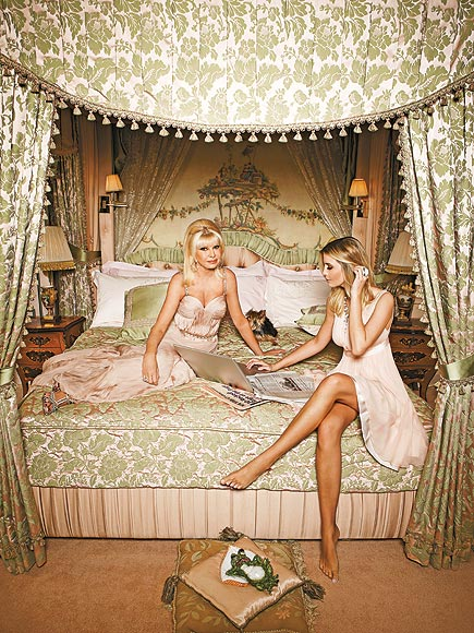 THE MASTER BEDROOM photo | Ivana Trump