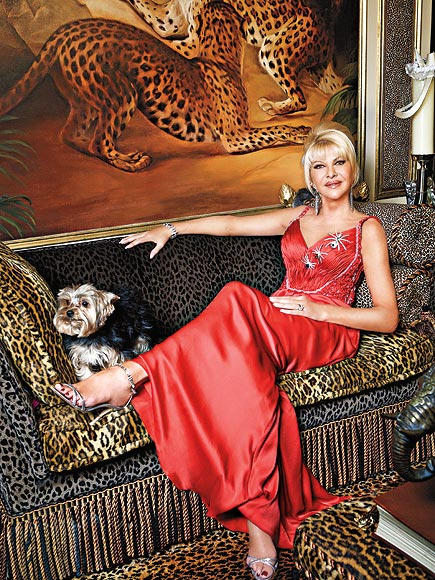 THE SITTING ROOM photo | Ivana Trump