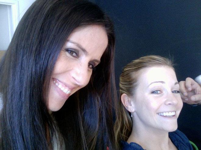 SOLEIL & MELISSA JOAN photo | Melissa Joan Hart, Soleil Moon Frye