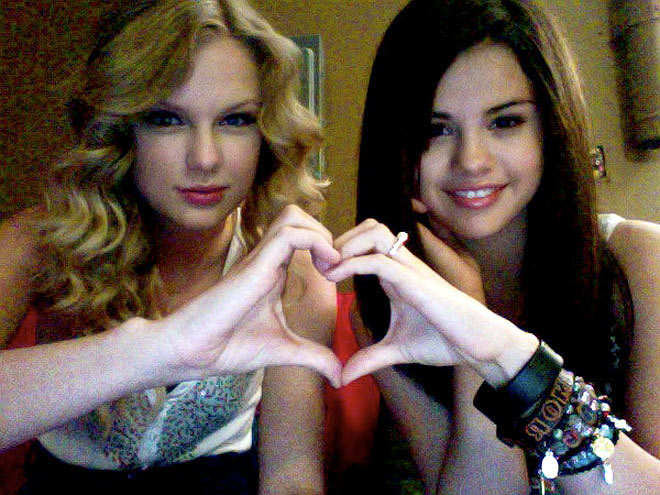 TAYLOR & SELENA photo | Selena Gomez, Taylor Swift