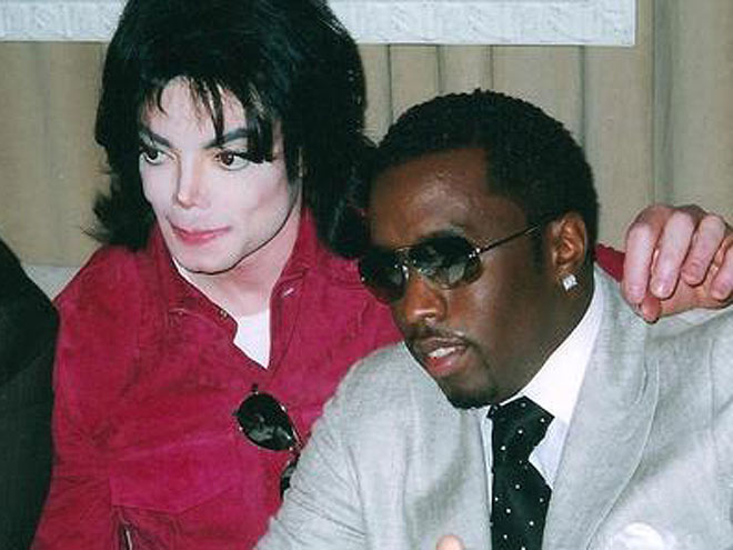 DIDDY photo | Michael Jackson, Sean \P. Diddy\ Combs