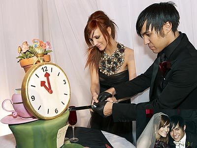 THEY HAD A STORYBOOK THEME! photo | Ashlee Simpson, Pete Wentz