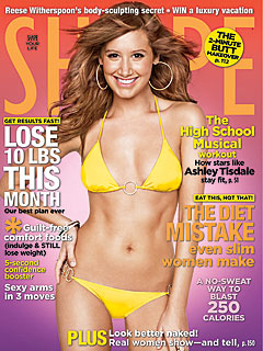 Ashley Tisdale: Gym 'Felt Like Torture'