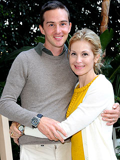 Kelly Rutherford & Husband Hope to Stay on Good Terms