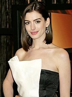 Anne Hathaway's Naughty But Nice '09 Resolutions