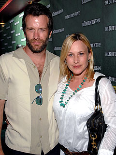 Patricia Arquette More in Love Than Ever with Thomas Jane