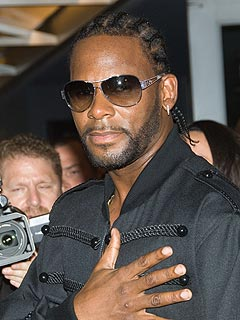 R. Kelly & Wife Finalize Divorce
