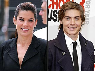 Sandra Bullock and Zac Efron Join Golden Globe Lineup