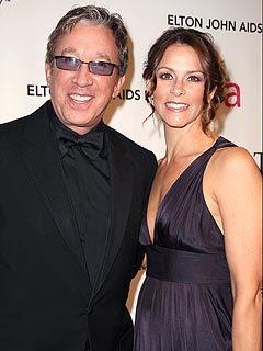 Tim Allen & Wife Jane Expecting First Child