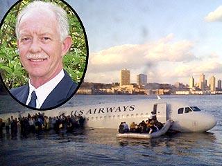 Hero Pilot Says Life Prepared Him for Crash Landing