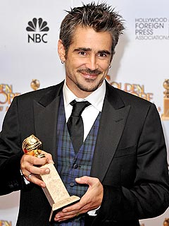 QUOTED: Colin Farrell Going to Pawn His Globe
